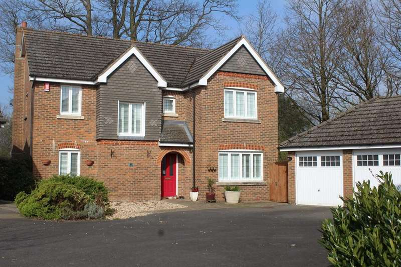 5 Bedrooms Detached House for sale in Dean Way, Storrington