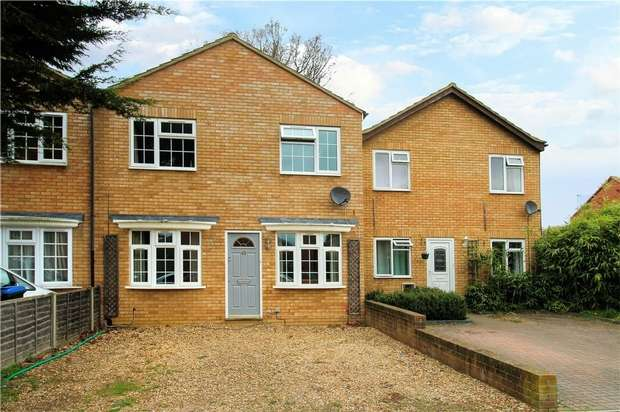 4 Bedrooms Terraced House for sale in Goldsworth Park, Woking, Surrey