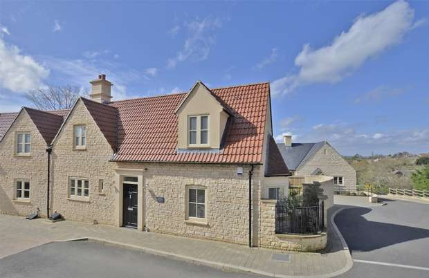 2 Bedrooms End Of Terrace House for sale in Maple Cottage, 73 Fortescue Street, Norton St Philip, Bath
