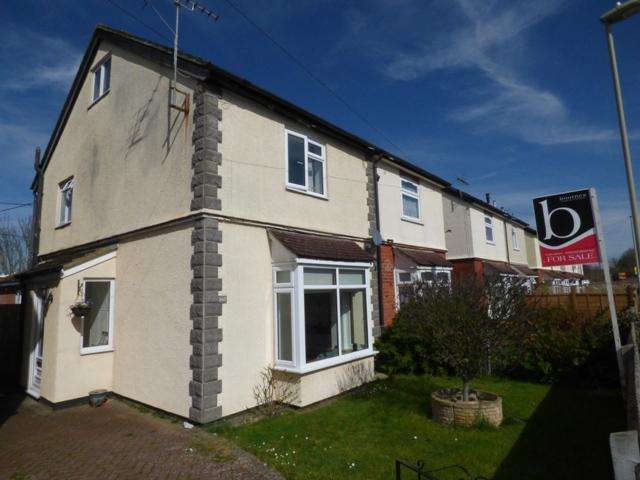 4 Bedrooms Semi Detached House for sale in VIGO ROAD, ANDOVER SP10