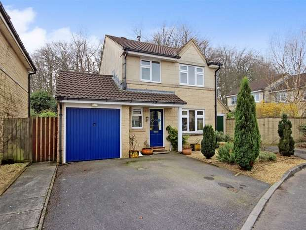 3 Bedrooms Detached House for sale in Alder Way, Sulis Meadows, Bath