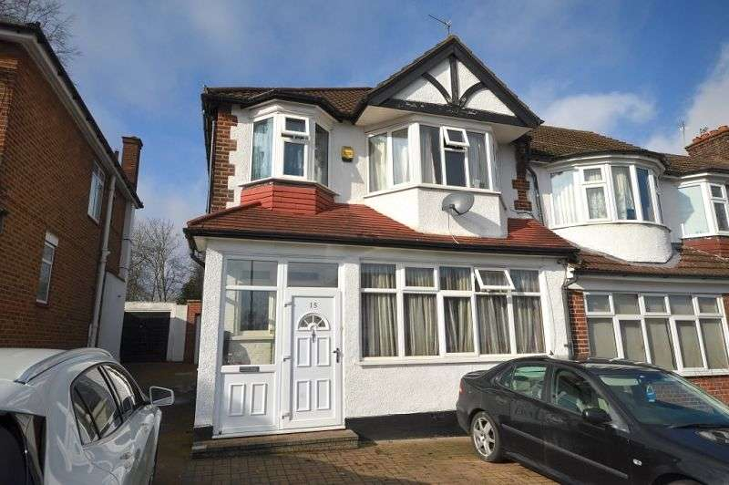3 Bedrooms End Of Terrace House for sale in Arnos Road, Arnos Grove, London. N11