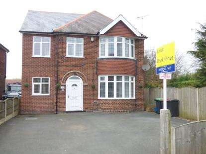 4 Bedrooms Detached House for sale in Beck Lane, Skegby, Sutton In Ashfield, Nottinghamshire