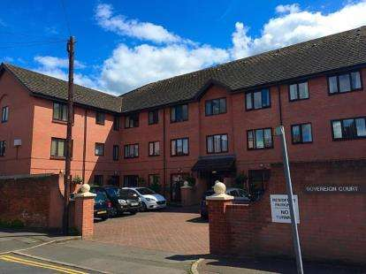 2 Bedrooms Flat for sale in Sovereign Court, 34-40 Henry Street, Gloucester, Gloucestershire
