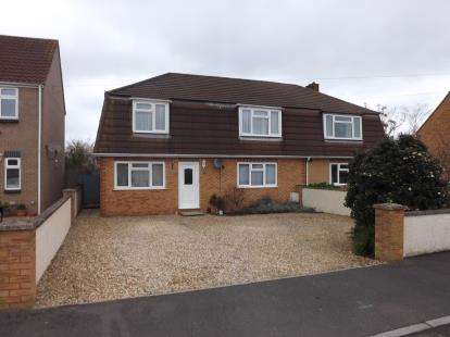 3 Bedrooms Semi Detached House for sale in Quarry Road, Alveston, Bristol, Gloucestershire