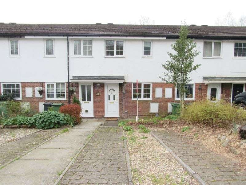 2 Bedrooms Terraced House for sale in Ashdene Close Llandaff Cardiff CF5 2SA