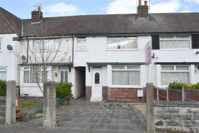 3 Bedrooms Property for sale in Woodhead Road, Port Sunlight, Wirral