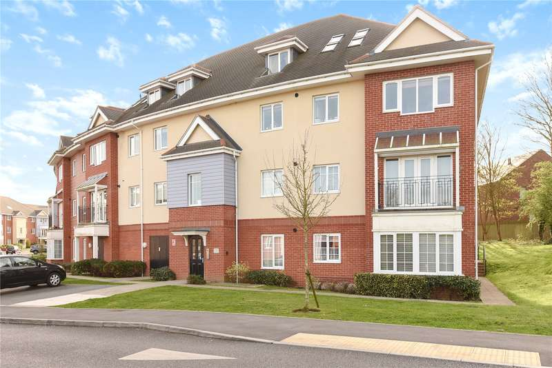 2 Bedrooms Apartment Flat for sale in Flowerdown Court, Flowers Avenue, Ruislip, Middlesex, HA4