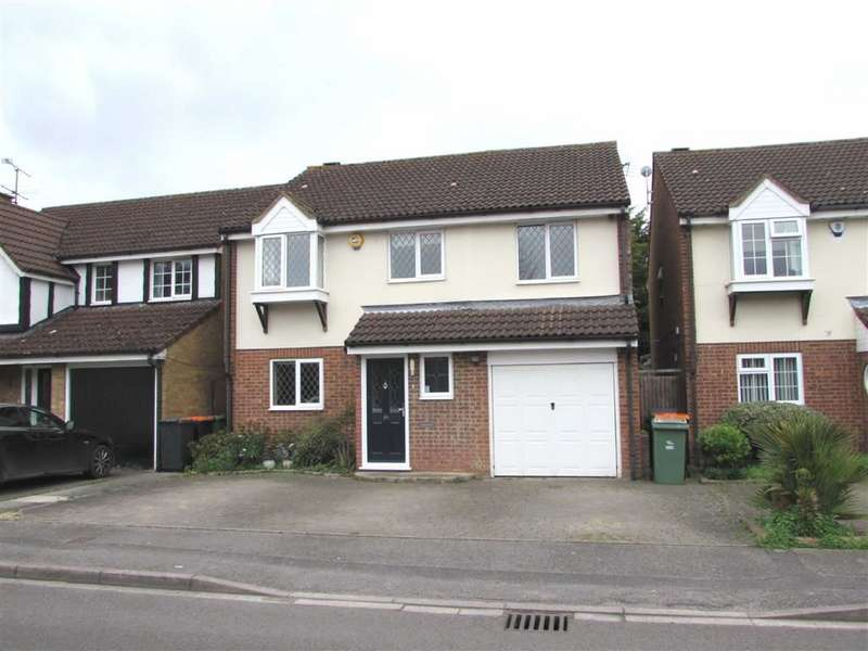 5 Bedrooms Property for sale in Tennyson Avenue, Houghton Regis, Bedfordshire, LU5