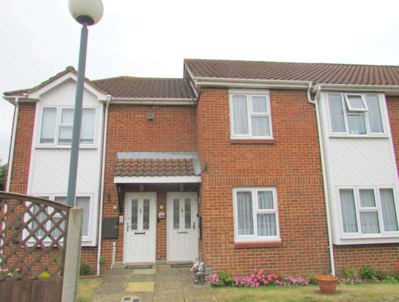 2 Bedrooms Flat for sale in Yew Tree Court, Barnet Lane