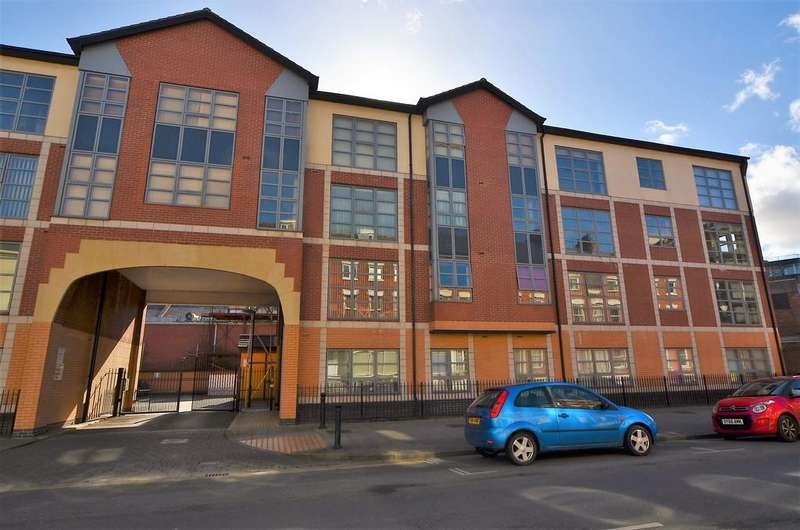 2 Bedrooms Apartment Flat for sale in Apt 29 Spectrum, Wright Street