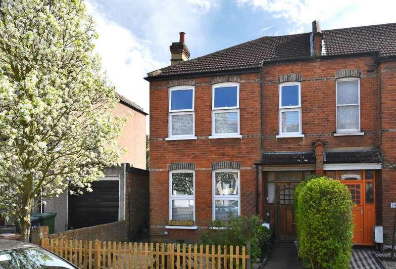 3 Bedrooms End Of Terrace House for sale in Braidwood Road,