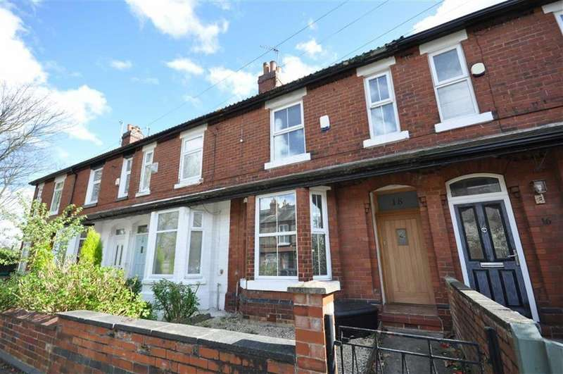 2 Bedrooms Terraced House for sale in Matlock Avenue, West Didsbury, Manc, M20