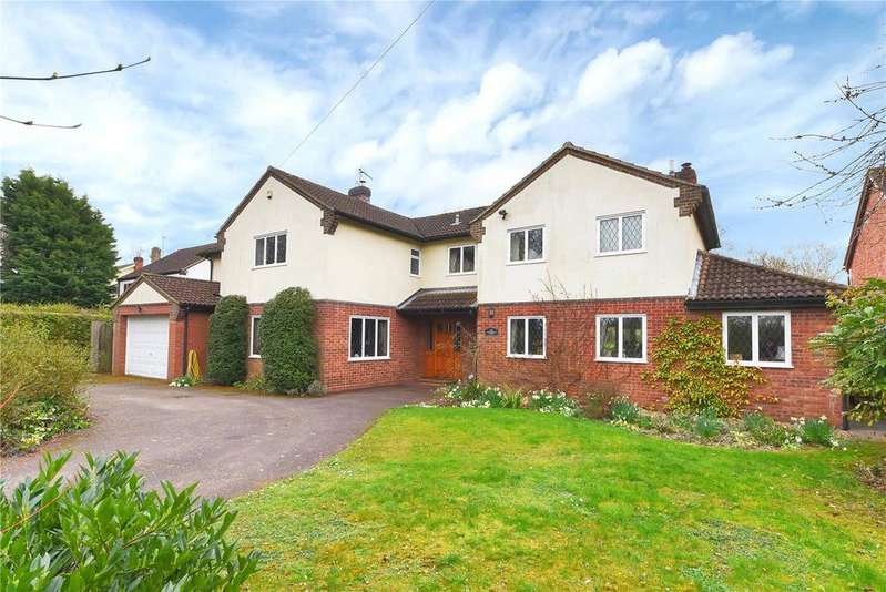 5 Bedrooms Detached House for sale in Sawpit Lane, Hamerton, Huntingdon, Cambridgeshire
