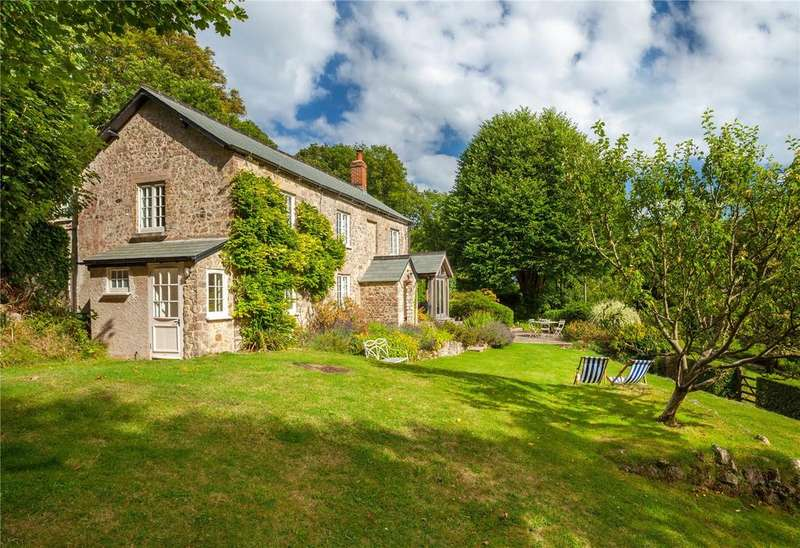 4 Bedrooms Detached House for sale in Branscombe, Seaton, Devon