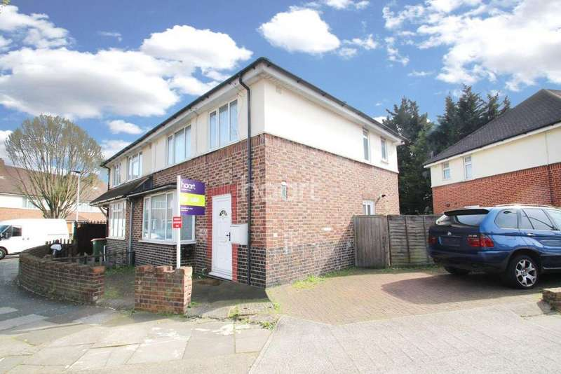 3 Bedrooms Semi Detached House for sale in Sullivan Avenue, Royal Docks