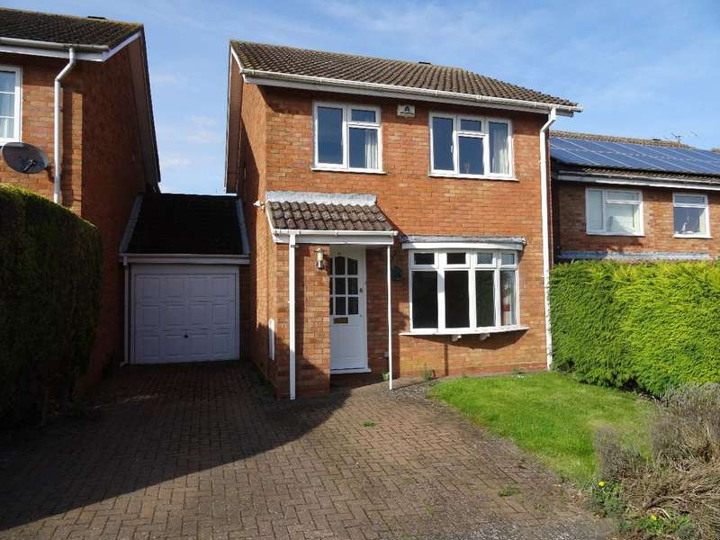 3 Bedrooms Detached House for sale in SPINNEY HILL ROAD, OLNEY