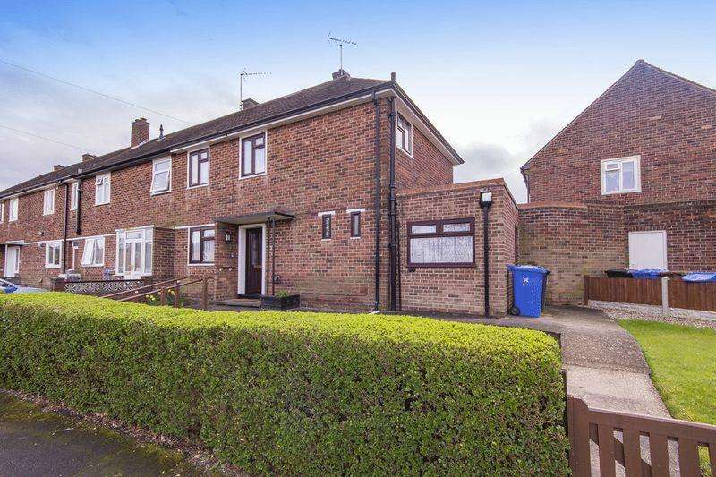 3 Bedrooms Semi Detached House for sale in CHESAPEAKE ROAD, CHADDESDEN