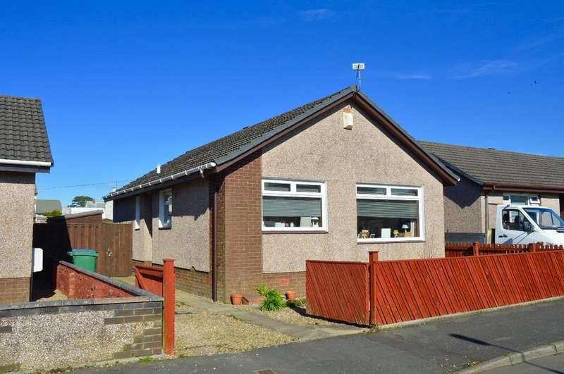 3 Bedrooms Bungalow for sale in Skeldon Drive, Dalrymple, Ayrshire, KA6 6DD
