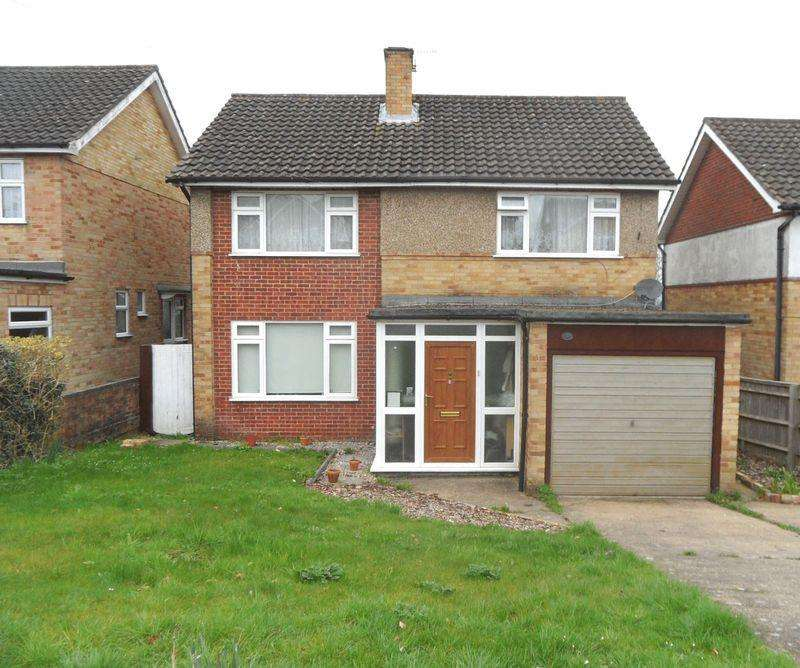 4 Bedrooms Detached House for sale in POETS CORNER, HIGH WYCOMBE - four bedroom detached house