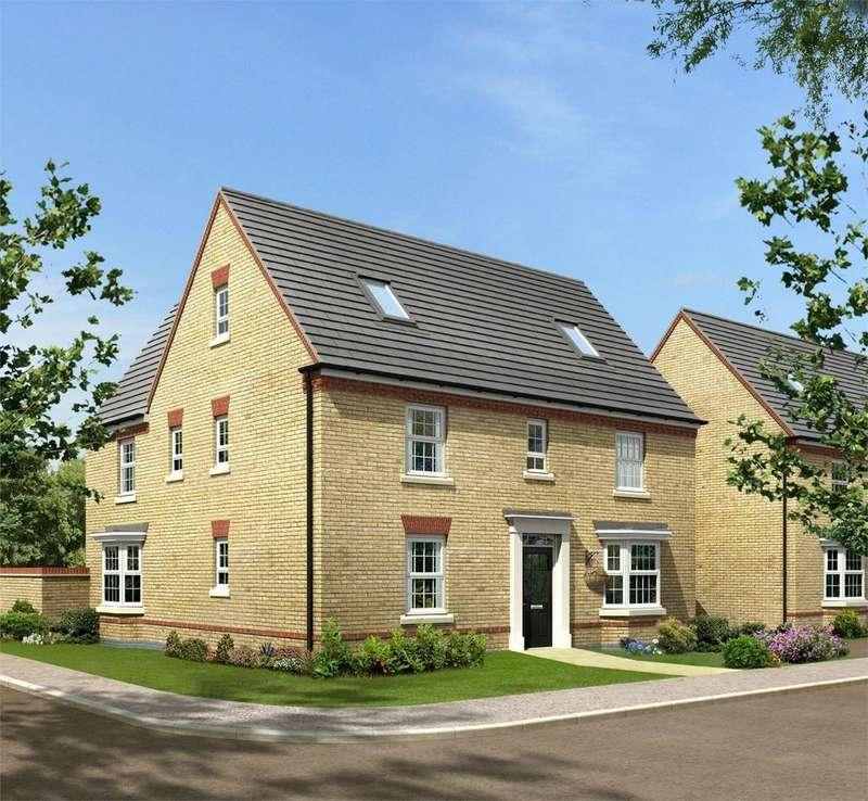 5 Bedrooms Detached House for sale in Kingsley Manor, Station Road, Langford, Bedfordshire