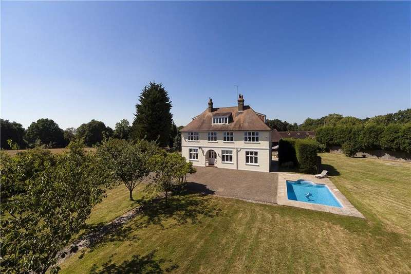 7 Bedrooms Detached House for sale in Mayes Lane, Warnham, Horsham, West Sussex, RH12