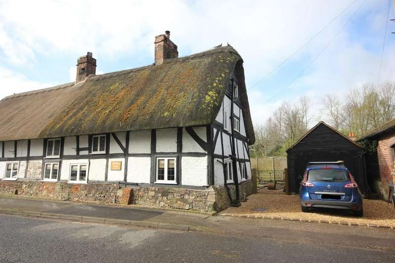 4 Bedrooms Semi Detached House for sale in STRATFORD ROAD, STRATFORD SUB CASTLE, SALISBURY, WILTSHIRE