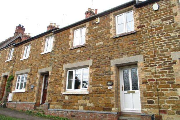 3 Bedrooms Terraced House for sale in The Avenue, Flore, NN7