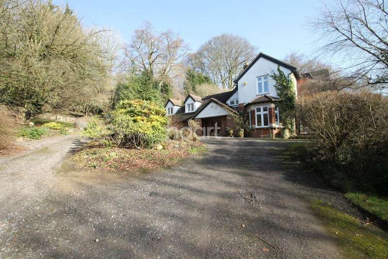 5 Bedrooms Detached House for sale in The Avenue, Westerham