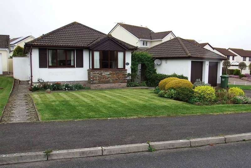 3 Bedrooms Detached Bungalow for sale in Fremington, Barnstaple