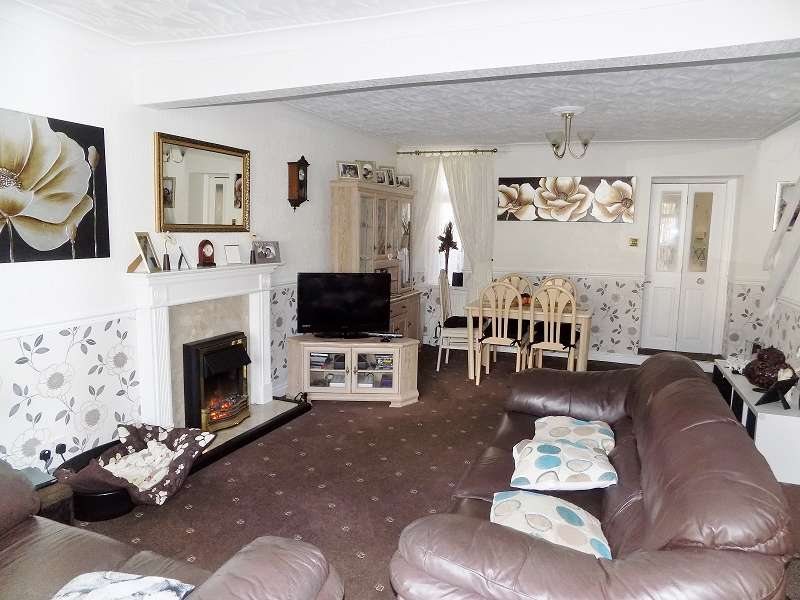 3 Bedrooms Terraced House for sale in Coegnant Road, Maesteg, Bridgend. CF34 0TD