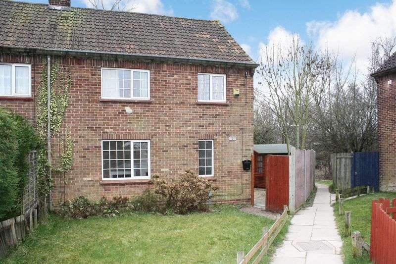 3 Bedrooms Terraced House for sale in Pearson Road, Crawley