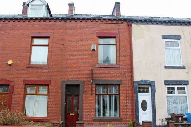 4 Bedrooms Terraced House for sale in Ronald Street, Oldham, Lancashire