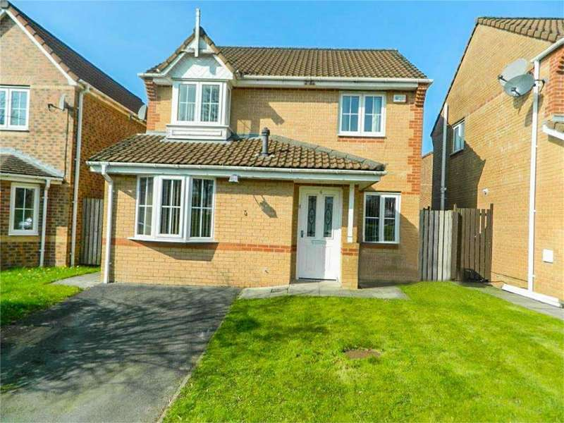 4 Bedrooms Detached House for sale in Seathwaite Road, Farnworth, Bolton, Lancashire