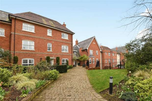 2 Bedrooms Retirement Property for sale in Reading Road, WOKINGHAM, Berkshire