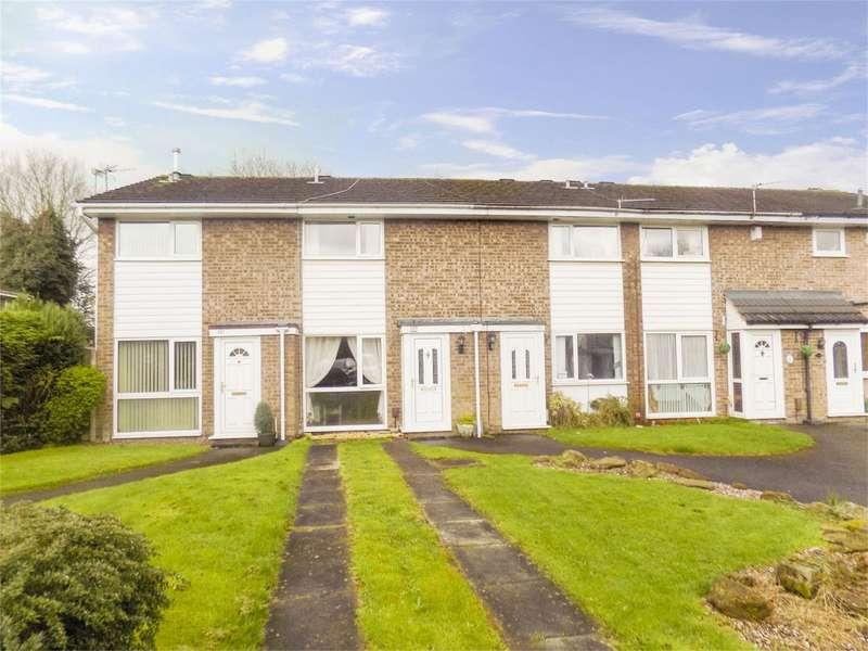 2 Bedrooms Terraced House for sale in Armstrong Close, Birchwood, Warrington, Cheshire