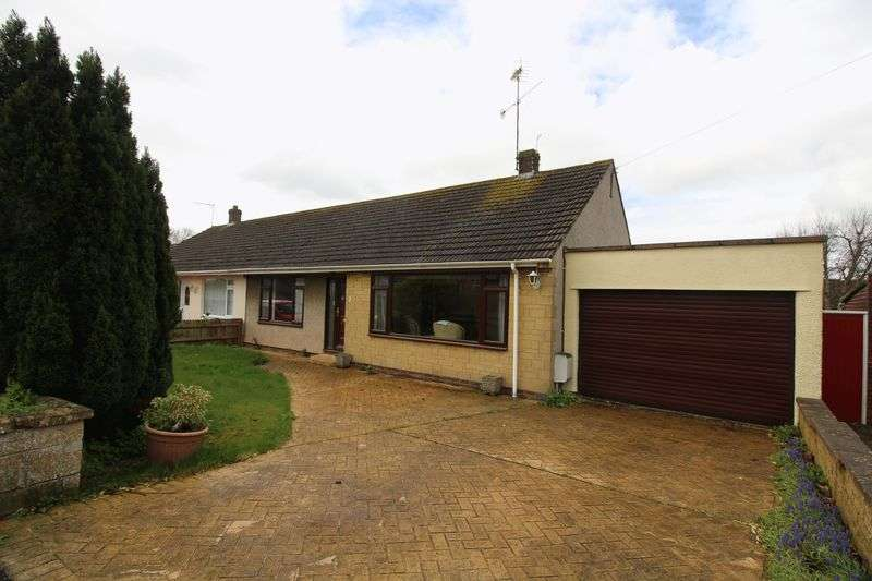 3 Bedrooms Semi Detached Bungalow for sale in Heathfield Road, Nailsea