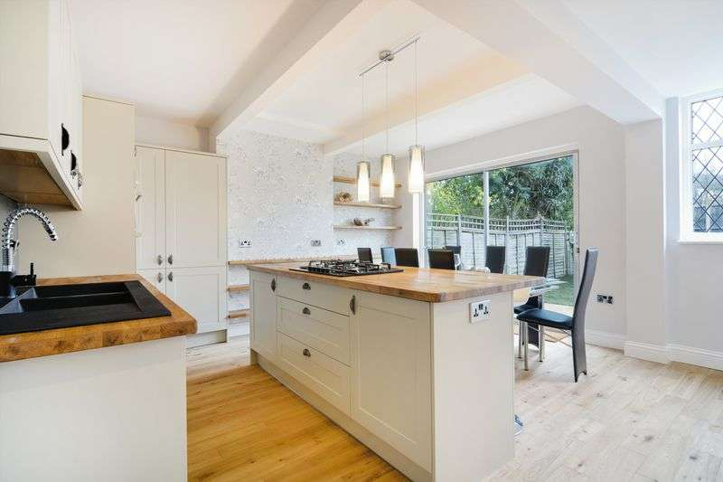4 Bedrooms Terraced House for sale in Strathbrook Road, London