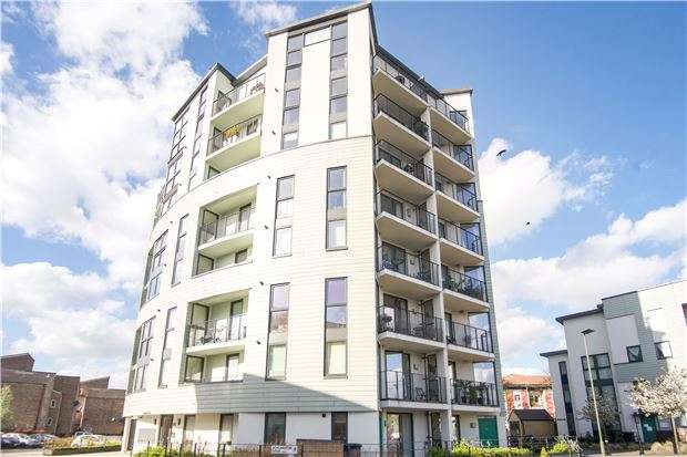 2 Bedrooms Flat for sale in Butterfly Court, Acklington Drive, NW9 5QQ