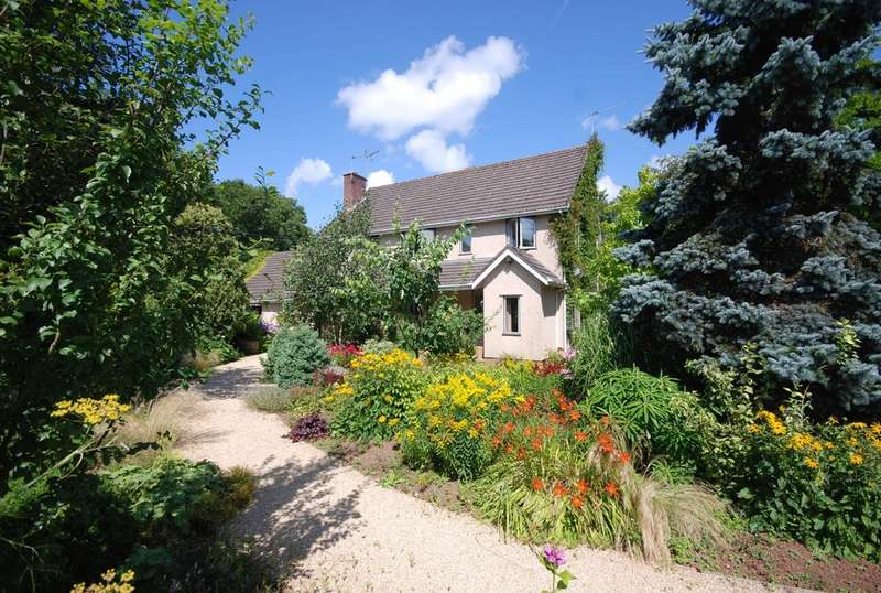 5 Bedrooms Detached House for sale in Lettons House, Lettons Way, Dinas Powys. Vale of Glamorgan. CF64