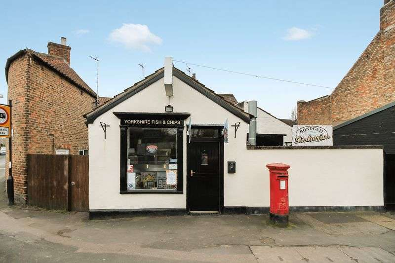 Property for sale in Fish & Chip Shop, Bondgate Green, Ripon