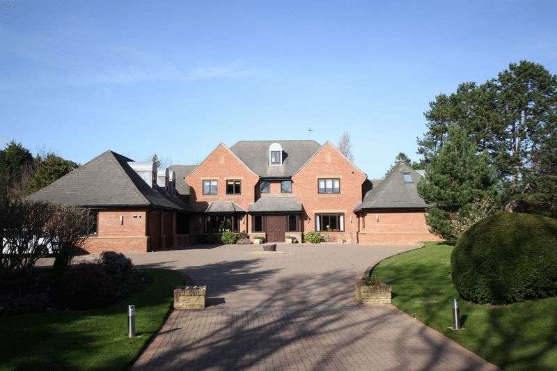 5 Bedrooms Detached House for sale in Croft Drive East, Wirral