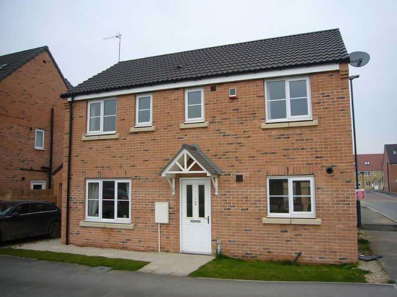 3 Bedrooms Detached House for sale in Selby