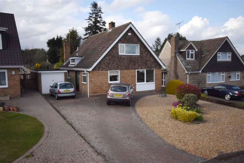 4 Bedrooms Detached House for sale in Hall Close, Kettering