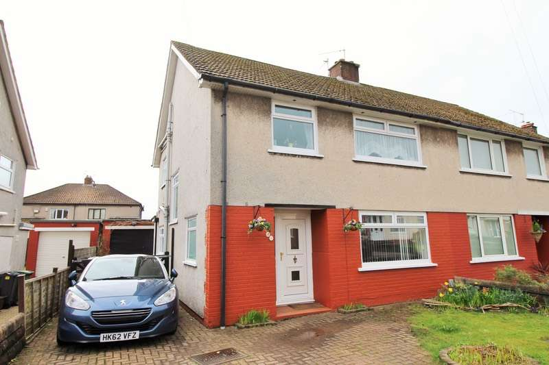 4 Bedrooms Semi Detached House for sale in Coryton crescent, Cardiff, Glamorgan, CF14