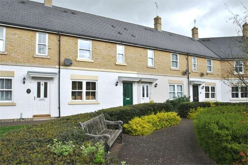 3 Bedrooms Town House for sale in Wickham Crescent, Braintree, Essex