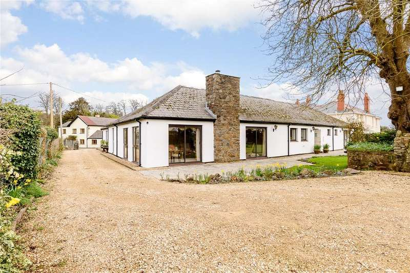 4 Bedrooms Detached Bungalow for sale in St Andrews Major, Dinas Powys, Vale Of Glamorgan, CF64