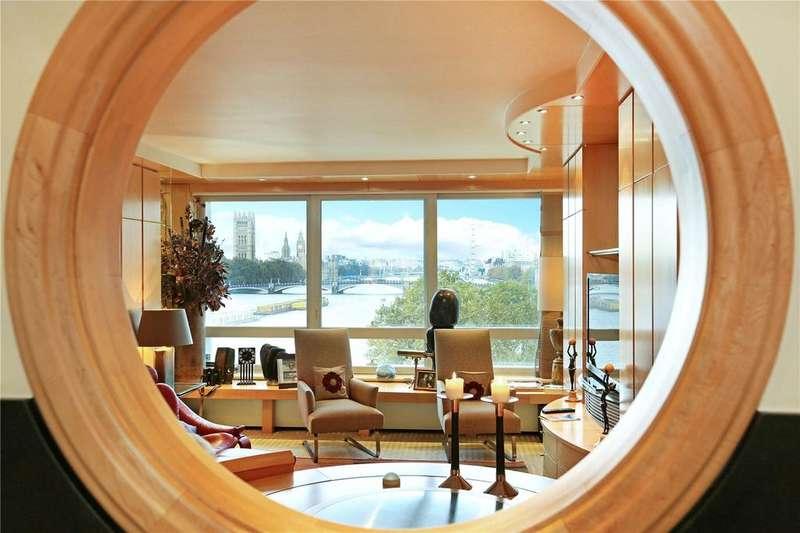 2 Bedrooms Flat for sale in Peninsula Heights, 93 Albert Embankment, London, SE1