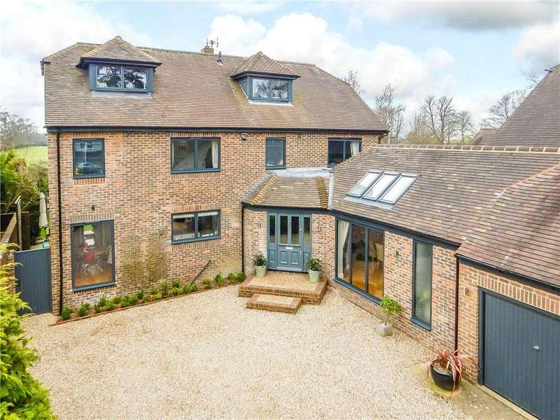 6 Bedrooms Detached House for sale in Maze Green Road, Bishop's Stortford, Hertfordshire, CM23