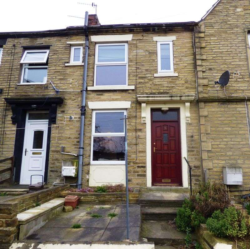 2 Bedrooms Terraced House for sale in Sculptor Place, Brighouse